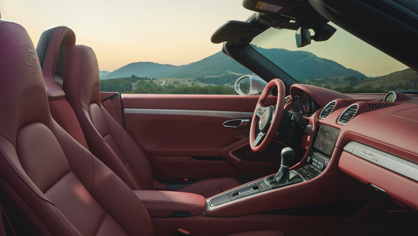 Porsche Boxster 25 Years Limited Edition