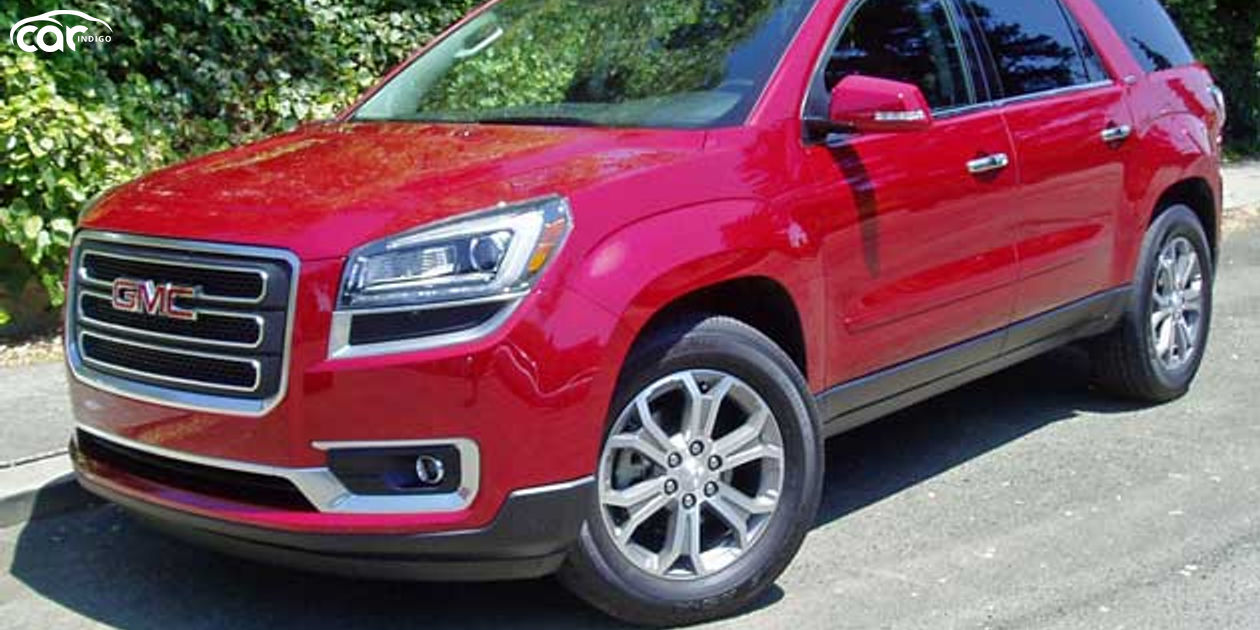 2013 Gmc Acadia Review Trims Prices Interiors Features Rivals Compared