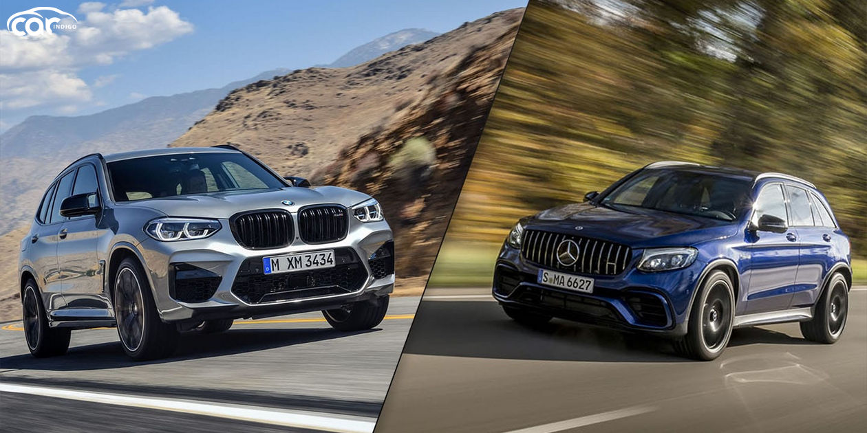 2020 bmw x3 vs mercedes benz glc class which compact luxury suv should you buy