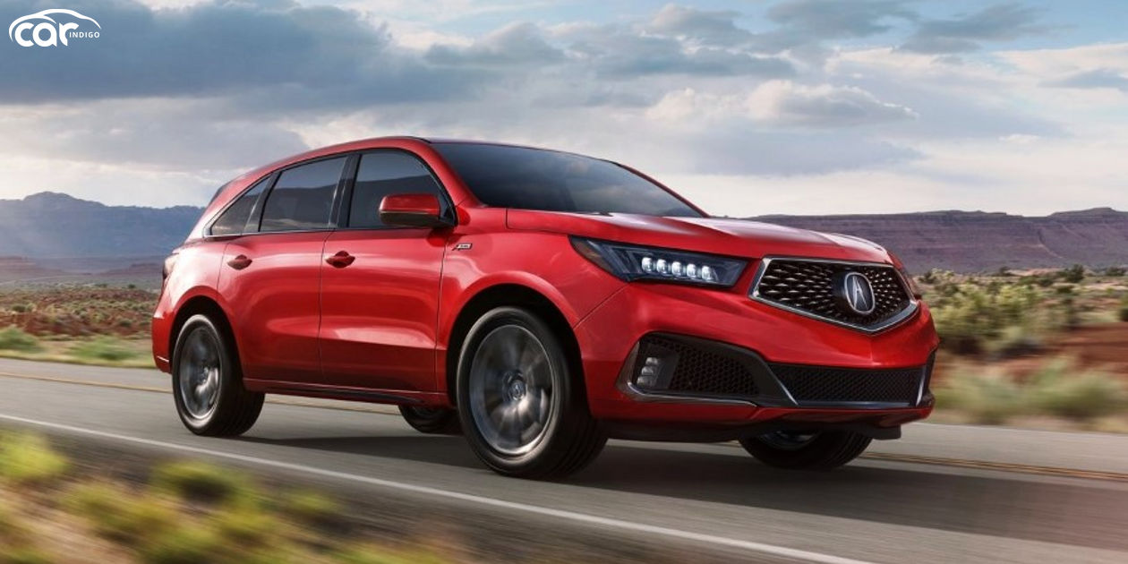 2021 Acura MDX Review - Release Date, Prices, Trims ...