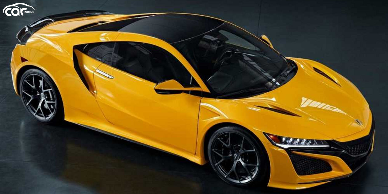 2021 Acura NSXs Concept and Review