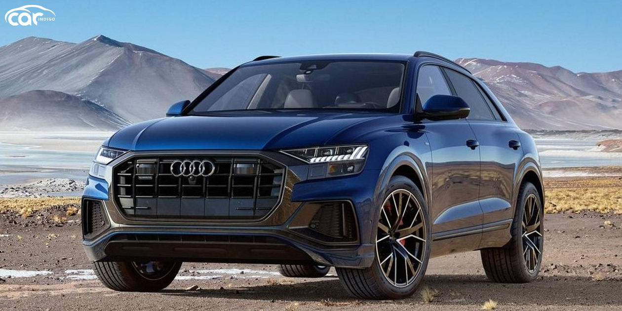 2021 audi q8 review trims pricing specs performance