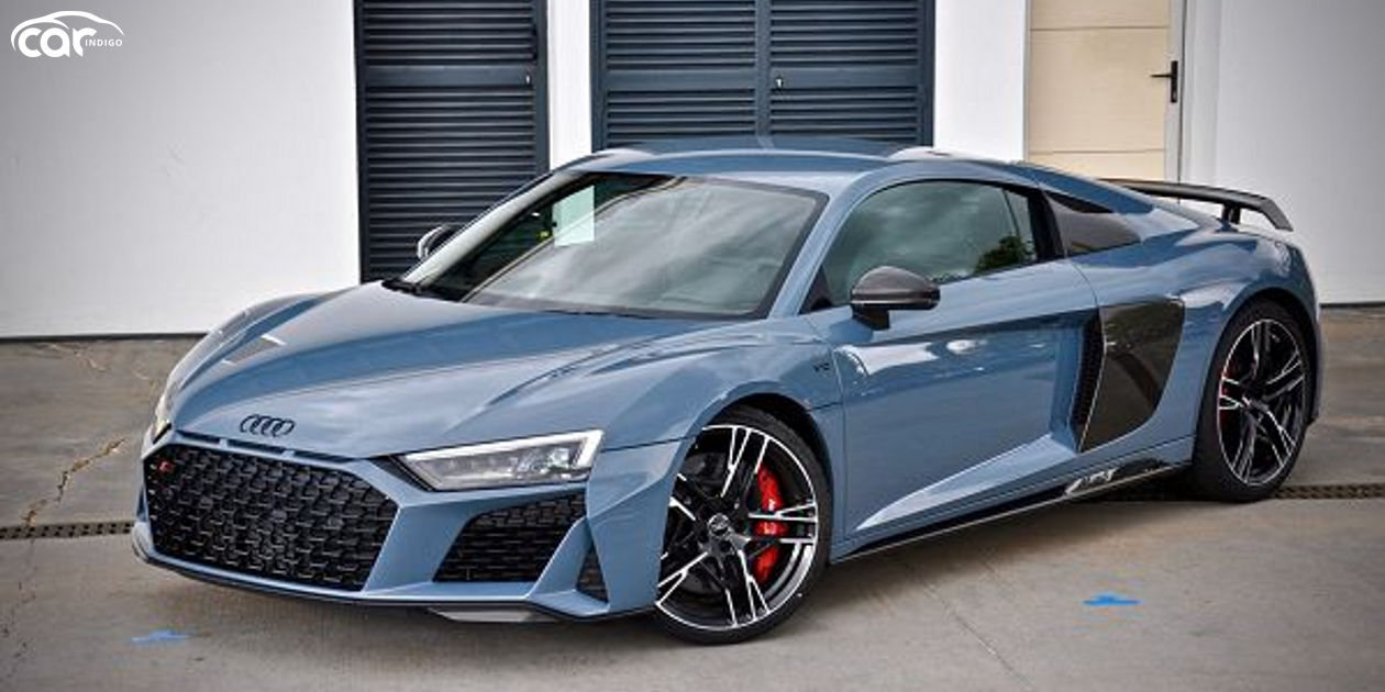 2021 Audi R8 Spyder Review Price Performance Features Specs And Rivals