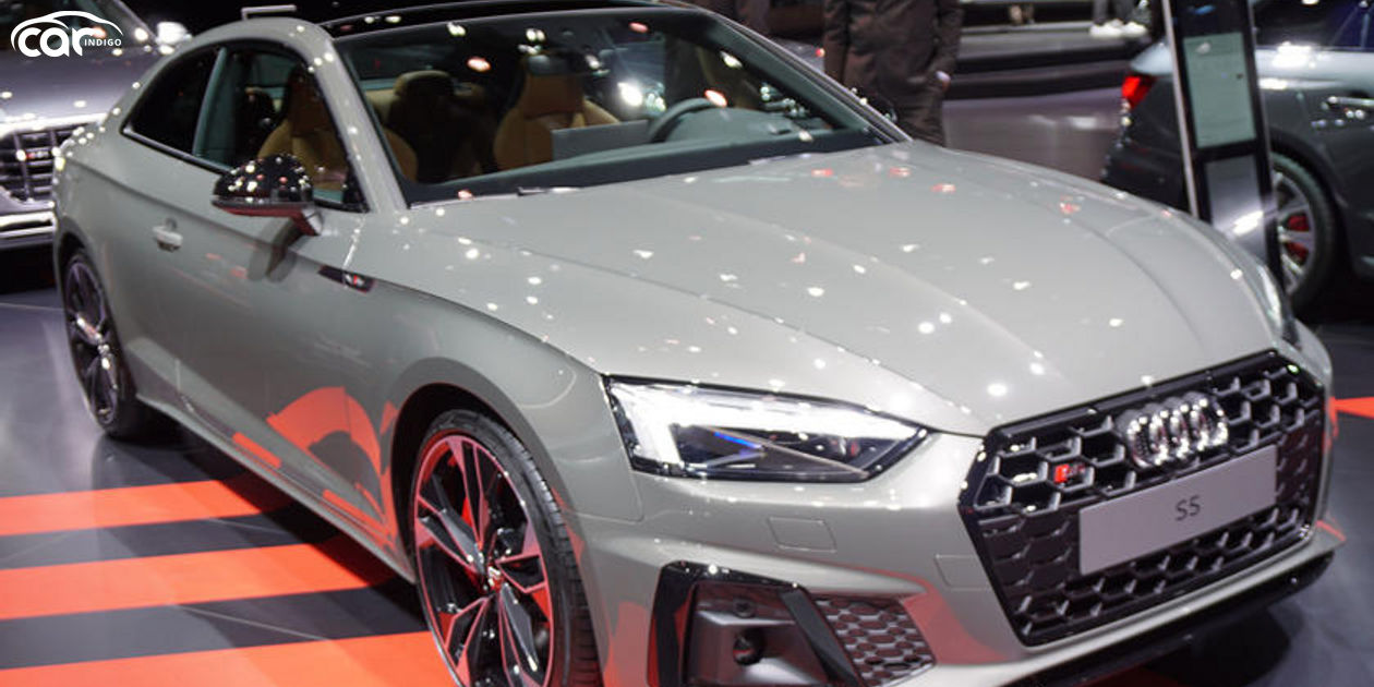 2021 Audi S5 Coupe Review Prices Trims Features Performance Mpg Figures And Rivals Comparison