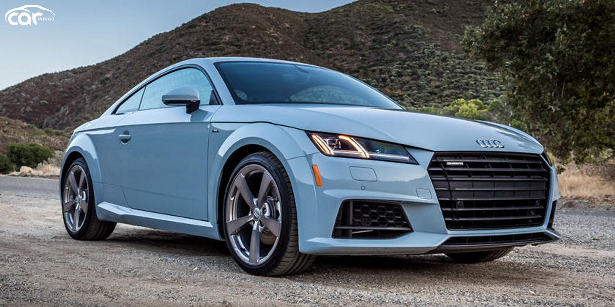 2021 Audi TT Coupe Review - Trims, Prices, Features ...