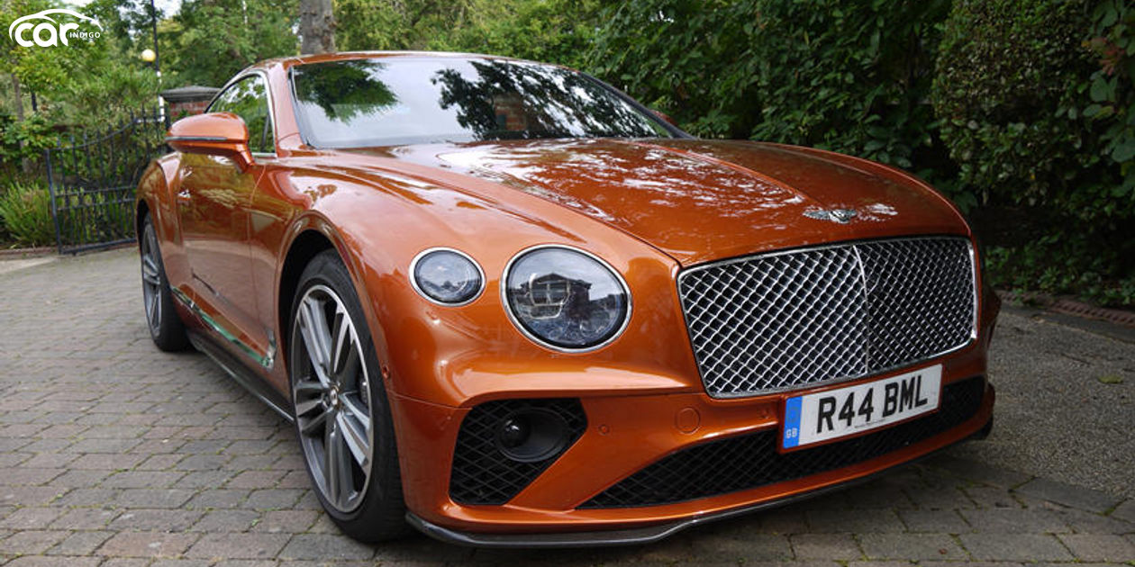 2021 Bentley Continental Gt V8 Review Trims Features Price Performance Mpg And Rivals