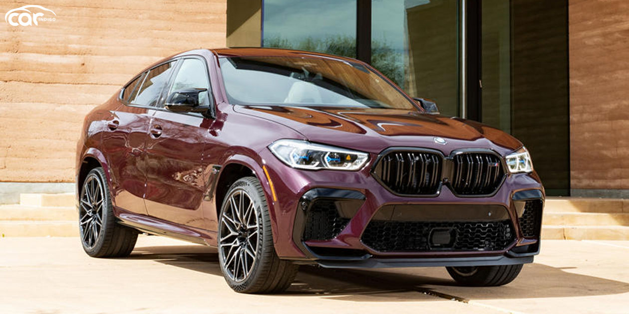 2021 Bmw X6 M Suv Review Trims Features Pricing Performance And Rivals