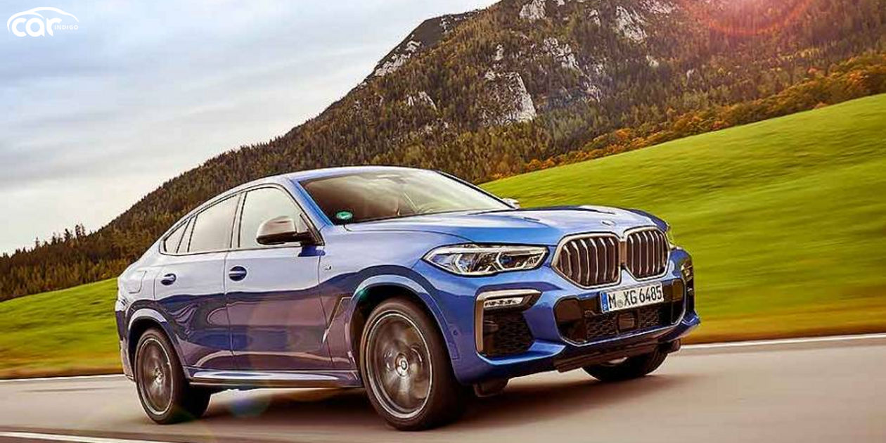2021 bmw x6 m50i review  features performance price