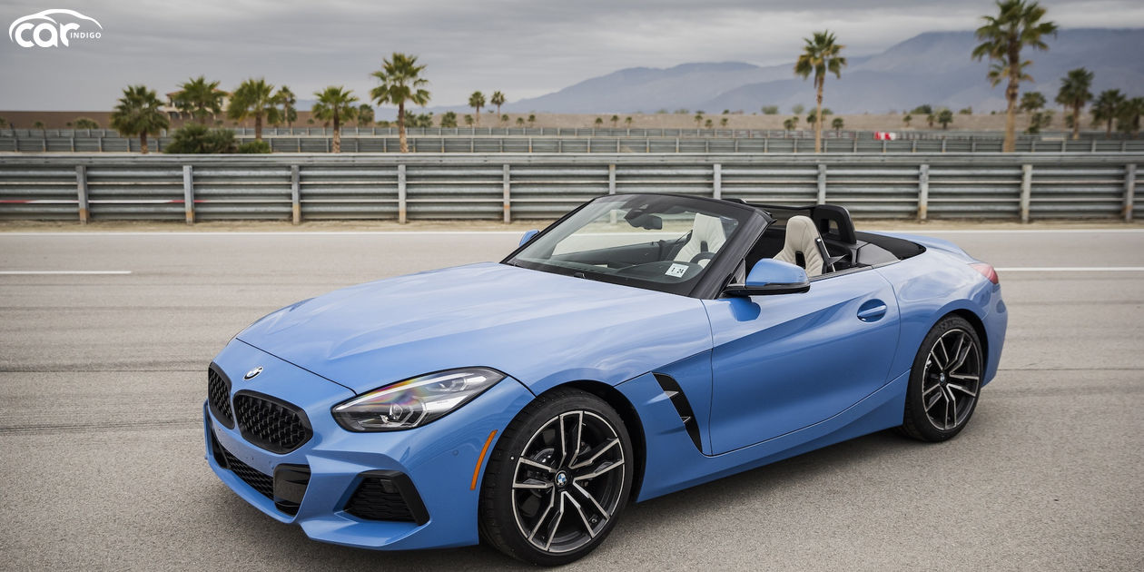 2021 BMW Z4 Roadster Ratings
