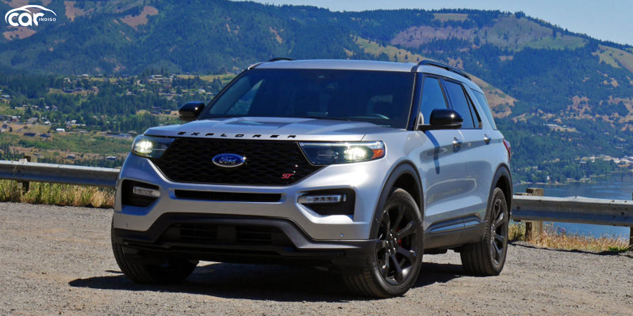 2021 The Ford Explorer Pictures
