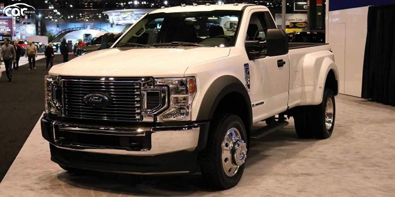 2021 Ford F350 Super Duty Performance and New Engine