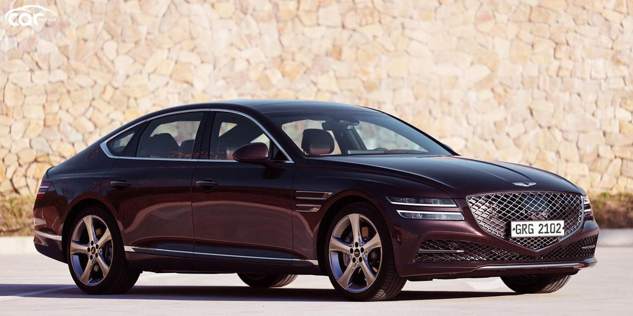 2021 Genesis G80 Review Release Date Interior Trims Features Performance Specs Colors And Rivals Compared