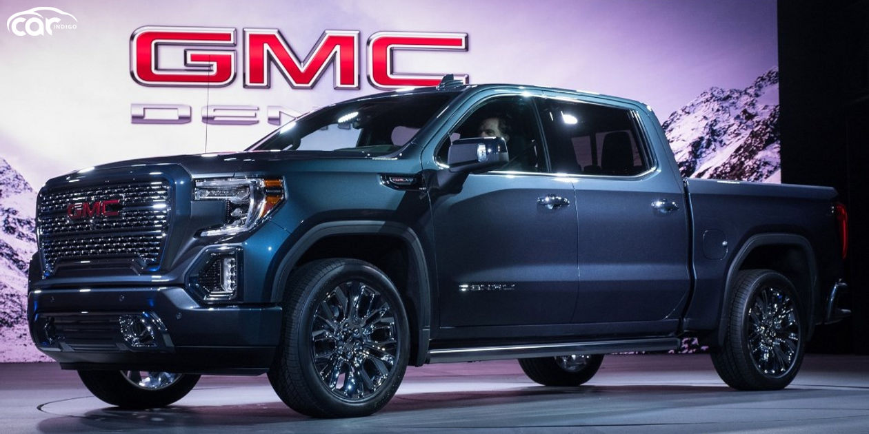 2021 Gmc Sierra 1500 Crew Cab Review Features Price Performance Mpg Rivals