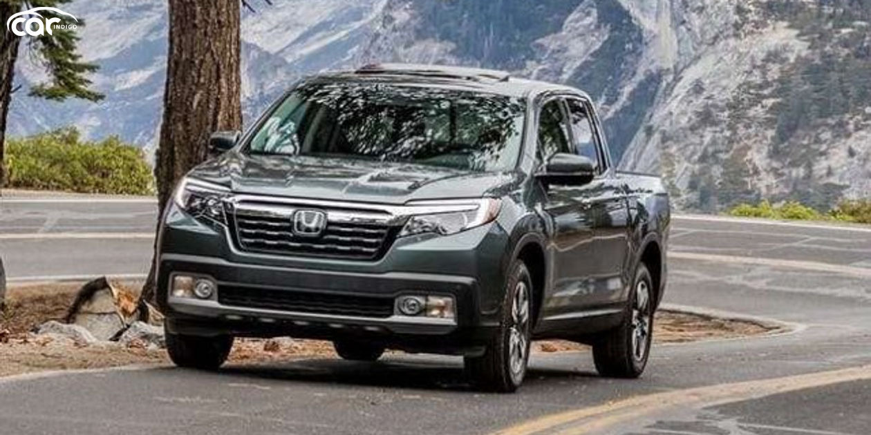 2021 Honda Ridgeline Pickup Truck Speed Test