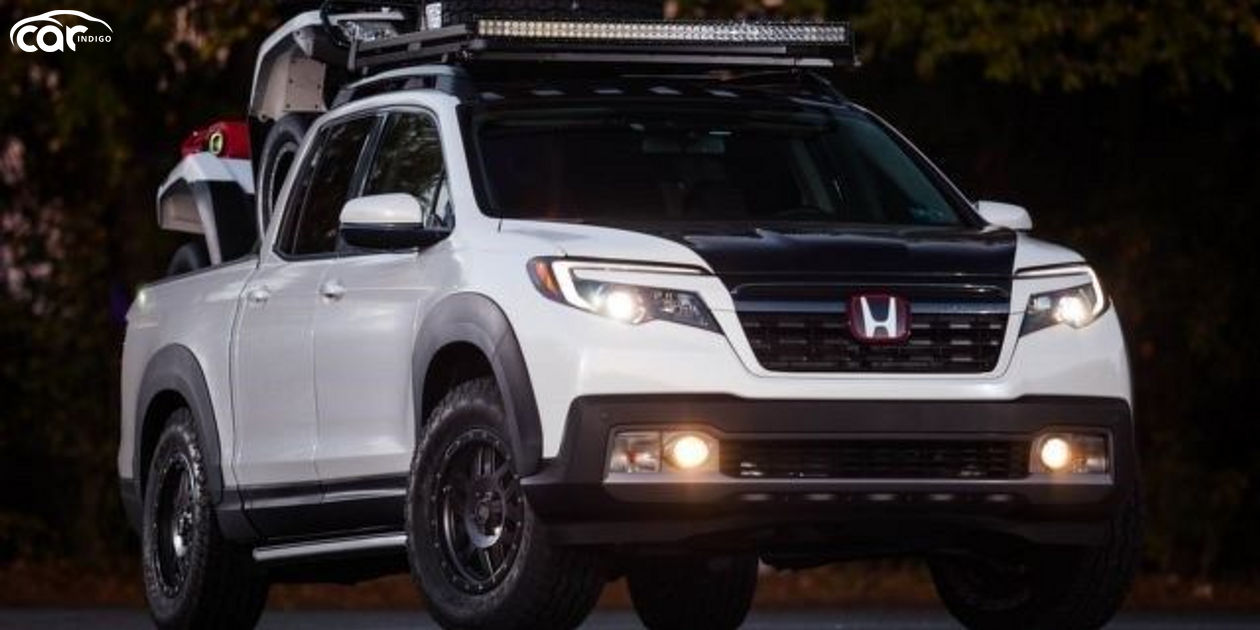 2021 Honda Ridgeline Pickup Truck Price and Review
