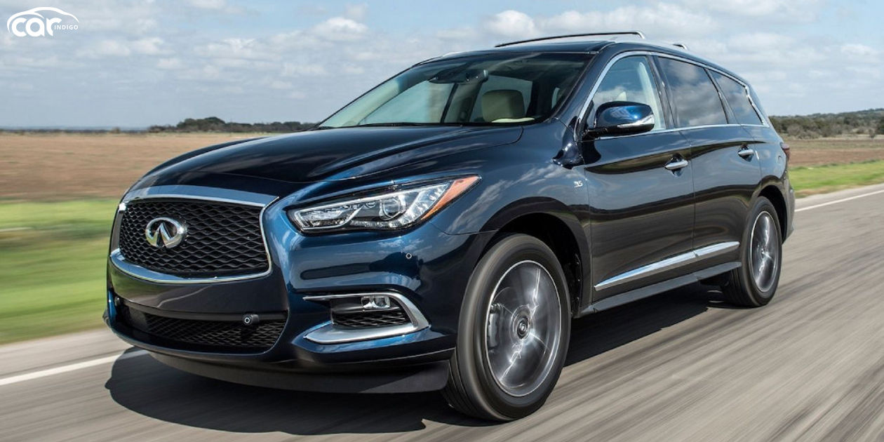 2021 Infiniti Qx60 Specs and Review