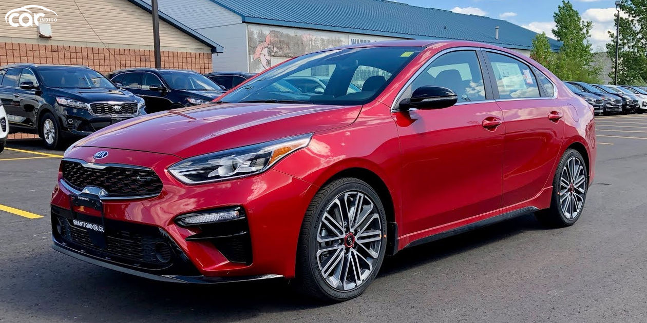 Ford Certified Pre Owned >> 2021 Kia Forte GT Sedan- Expected Prices, Launch Date ...