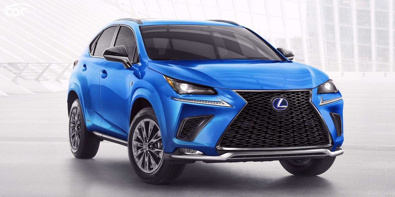 2021 lexus nx 300h review price features performance