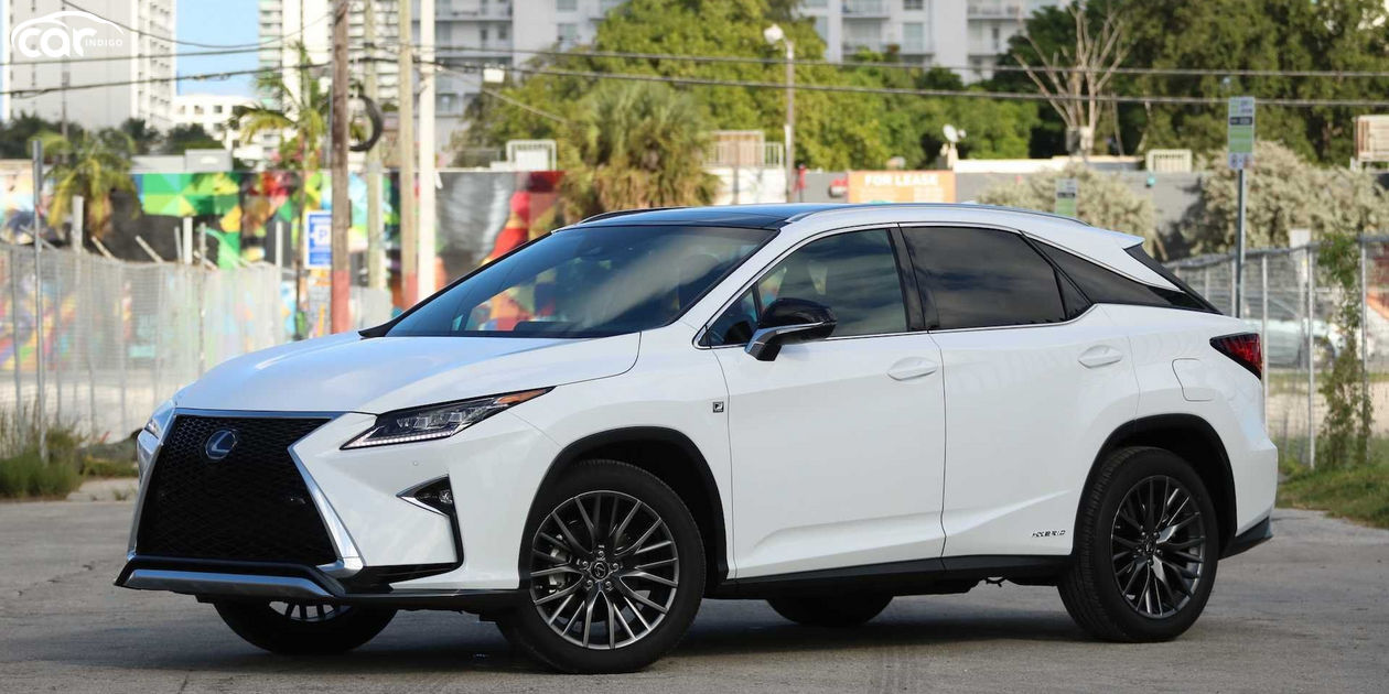 2021 lexus rx 450h review  range features performance