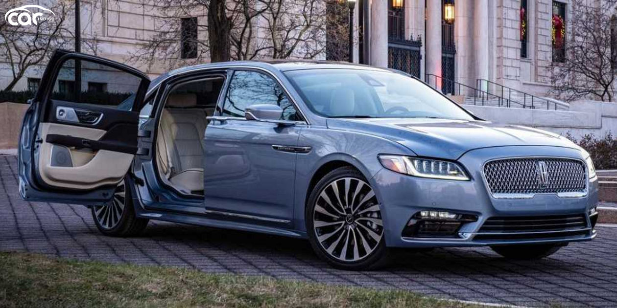 3 Lincoln Continental Review- Price, Features, Performance