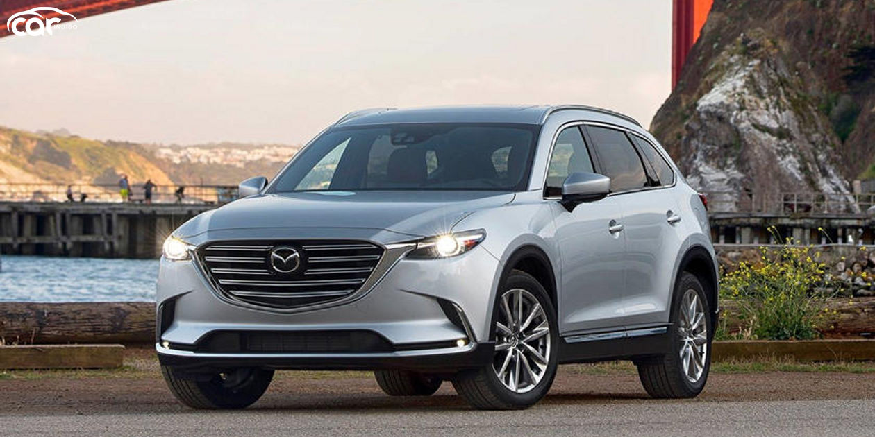 2021 Mazda Cx 9 Rumors Price and Release date