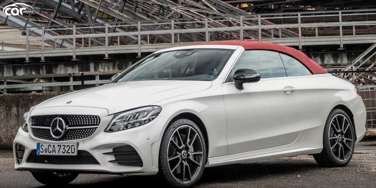 2021 Mercedes-Benz C-Class Convertible Review: Prices ...