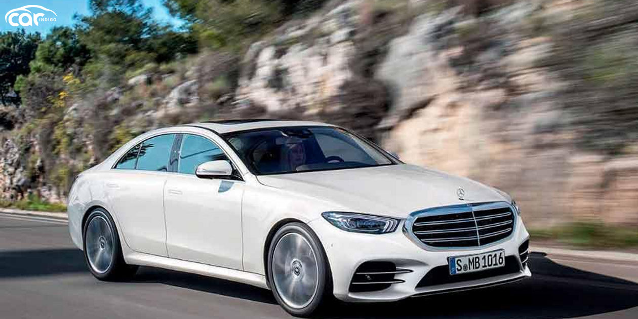 2021 Mercedes-Benz S-Class Safety Tech: Features and ...