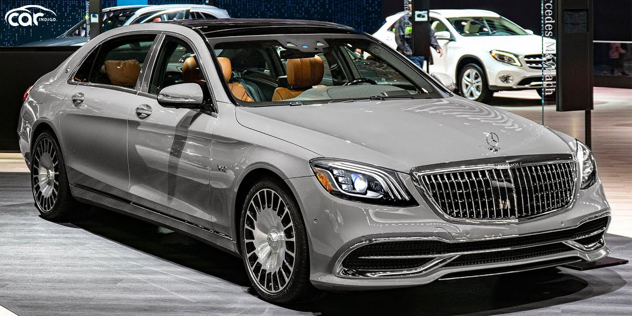 Certified Pre Owned Mercedes >> 2021 Mercedes-Maybach Sedan Review -Features,Customization ...