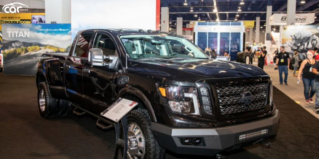 2021 Nissan Titan Diesel Concept and Review