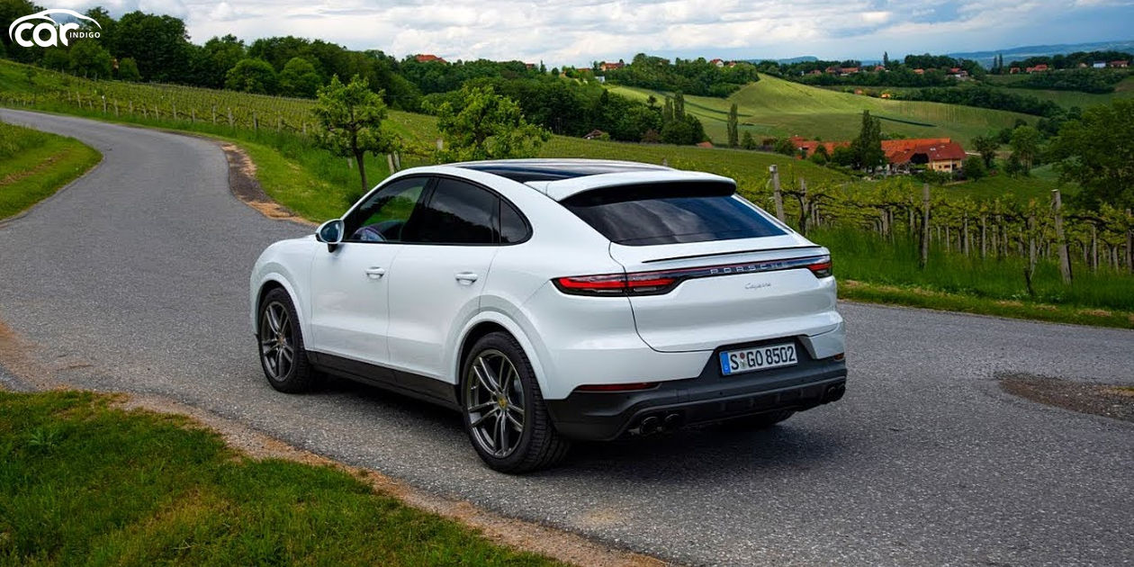 2021 Porsche Cayenne Suv Review Trims Features Prices Performance And Rivals