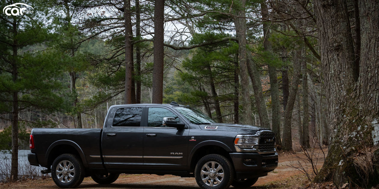 2021 Ram 2500 Crew Cab Review Trims Features Towing And Payload Capacity Rivals