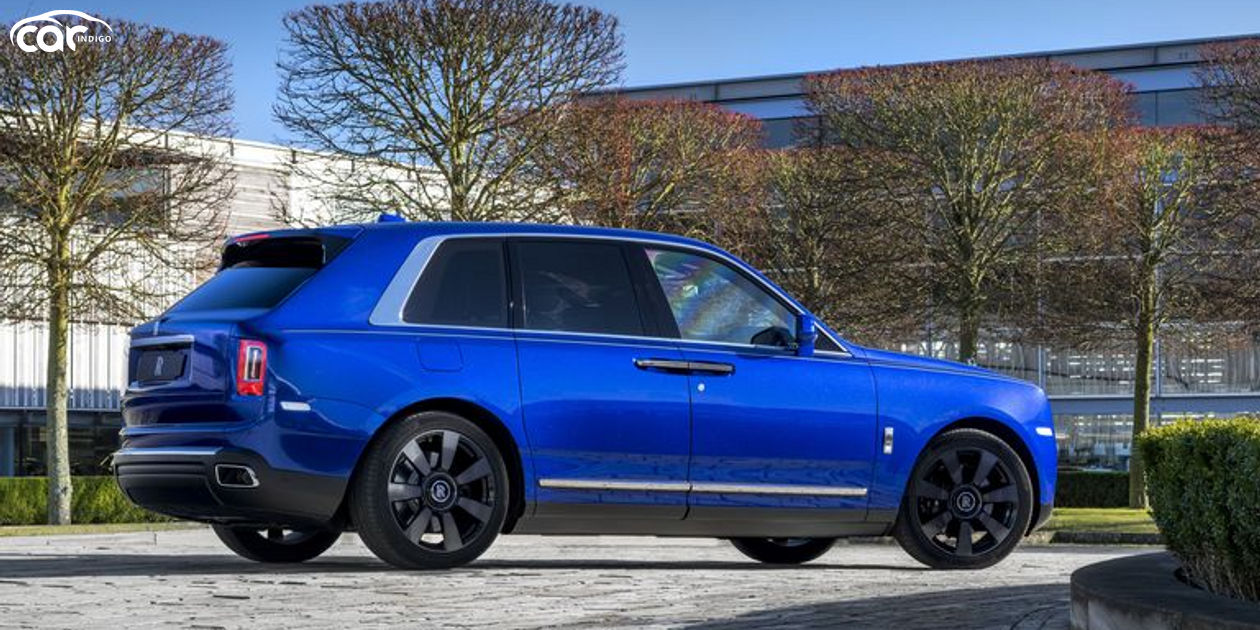2021 Rolls Royce Cullinan Review Trims Features Performance Interiors And Rivals Compared