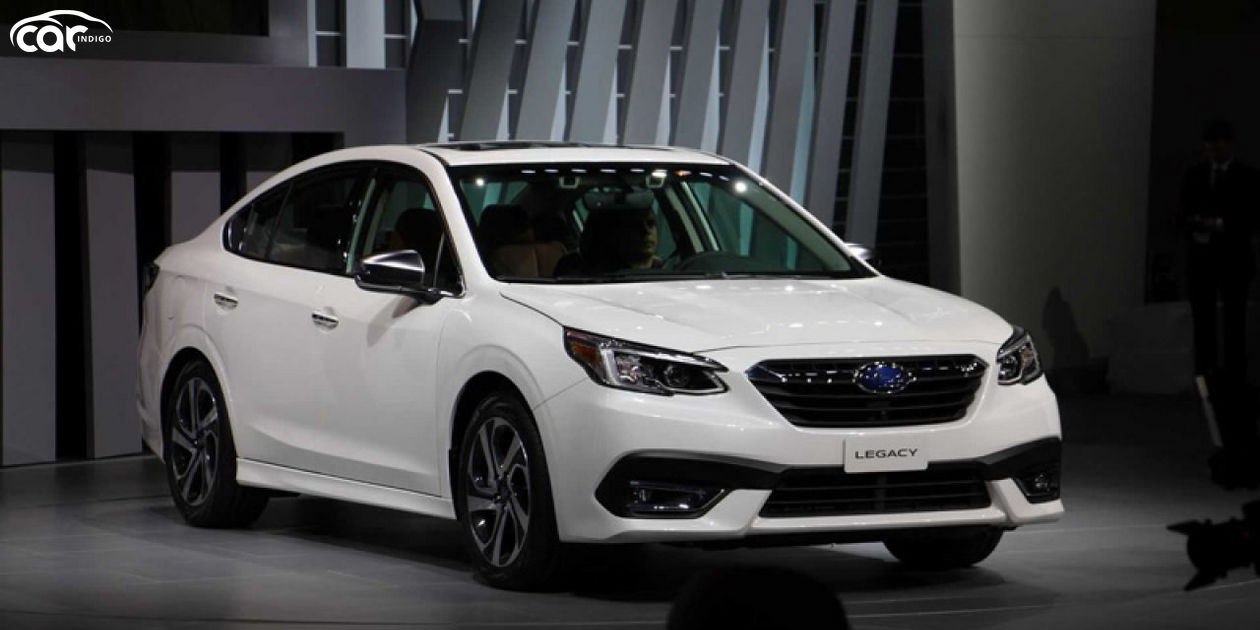 2021 Subaru Legacy Review Performance Mpg Prices Trims And Rivals Comparison