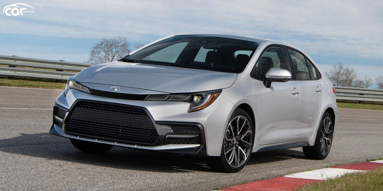 2021 toyota corolla hatchback review  performance mpg