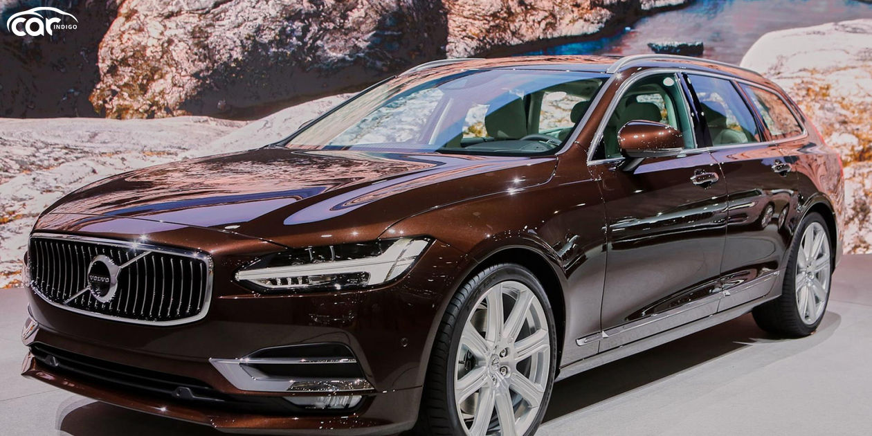 2021 Volvo V90 Specification Price and Release date