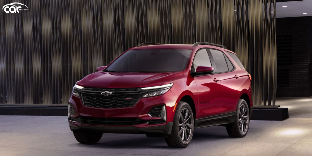Chevrolet Previews the 2021 Equinox at the Chicago Auto Show