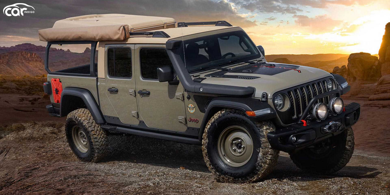 Audi Certified Pre Owned >> Jeep Gladiator Farout Concept- Features, Specs ...