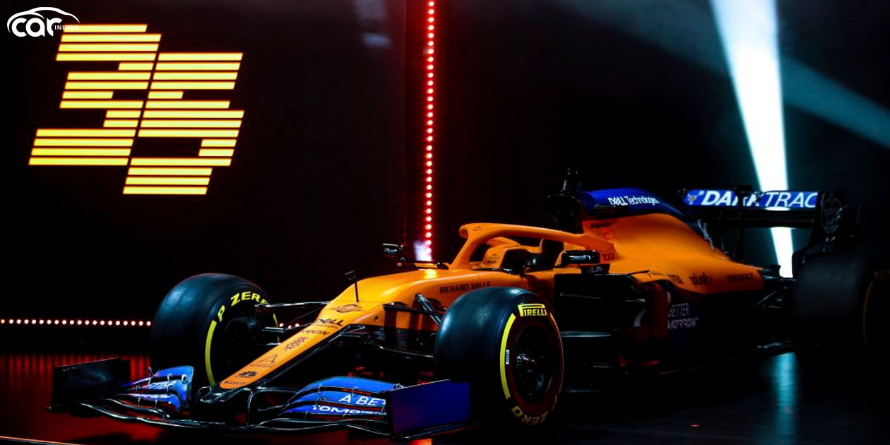 BMW Pre Owned >> McLaren Pulls Off The Covers Of Its 2020 F1 Challenger- MCL 35