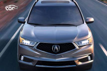 2020 Acura MDX SUV Front View