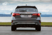 2020 Acura MDX hybrid Rear View