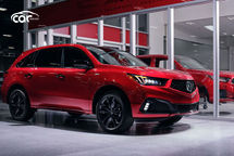 2021 Acura MDX Right Side View