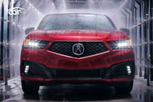 2021 Acura MDX Front View
