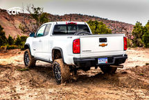 2021 Chevrolet Colorado ZR2 Diesel Extended Cab Rear View
