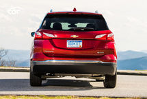 2020 Chevrolet Equinox Rear View
