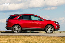 2020 Chevrolet Equinox Right Side View