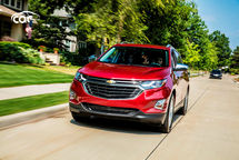 2020 Chevrolet Equinox Front View