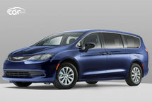2021 Chrysler Voyager Third Quarter View
