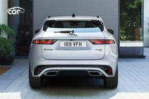 2021 Jaguar F-PACE R-Dynamic SE SUV Rear View