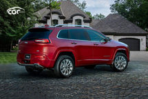 2020 Jeep Cherokee Third Quarter View
