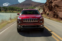 2020 Jeep Cherokee Front View
